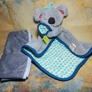 Other - NWOT Baby Boy changing pad and Koala